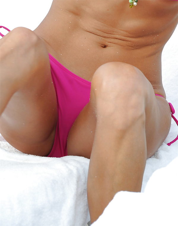 Stacy keibler shows her pussy consider, that