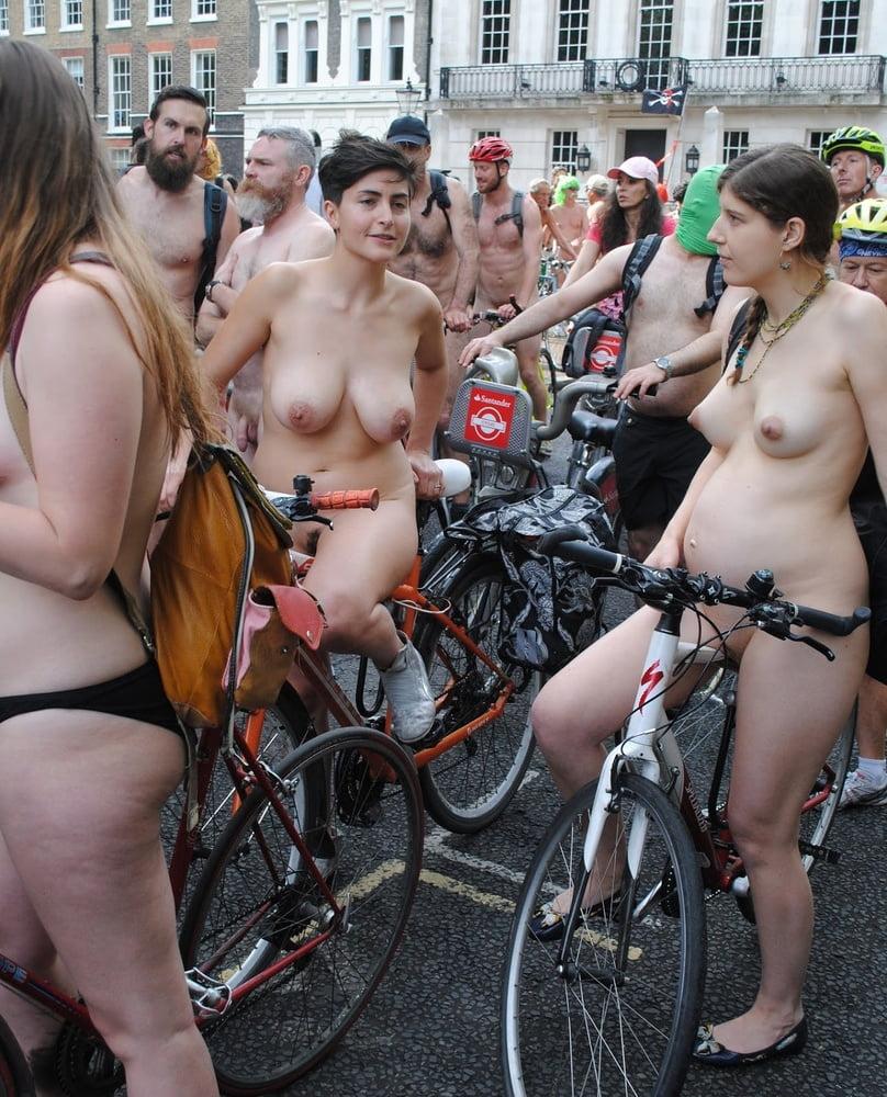 Heads up world naked bike ride coming rci