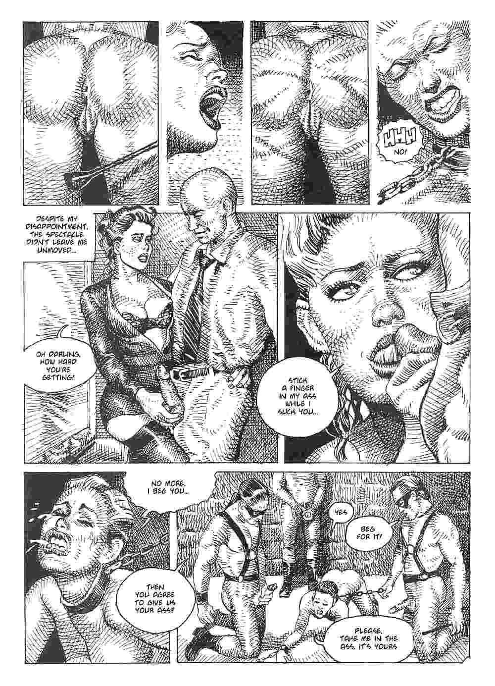 Black n white comics xxx-5257