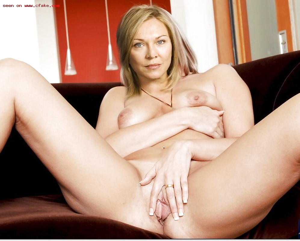 Has amanda redman ever been nude
