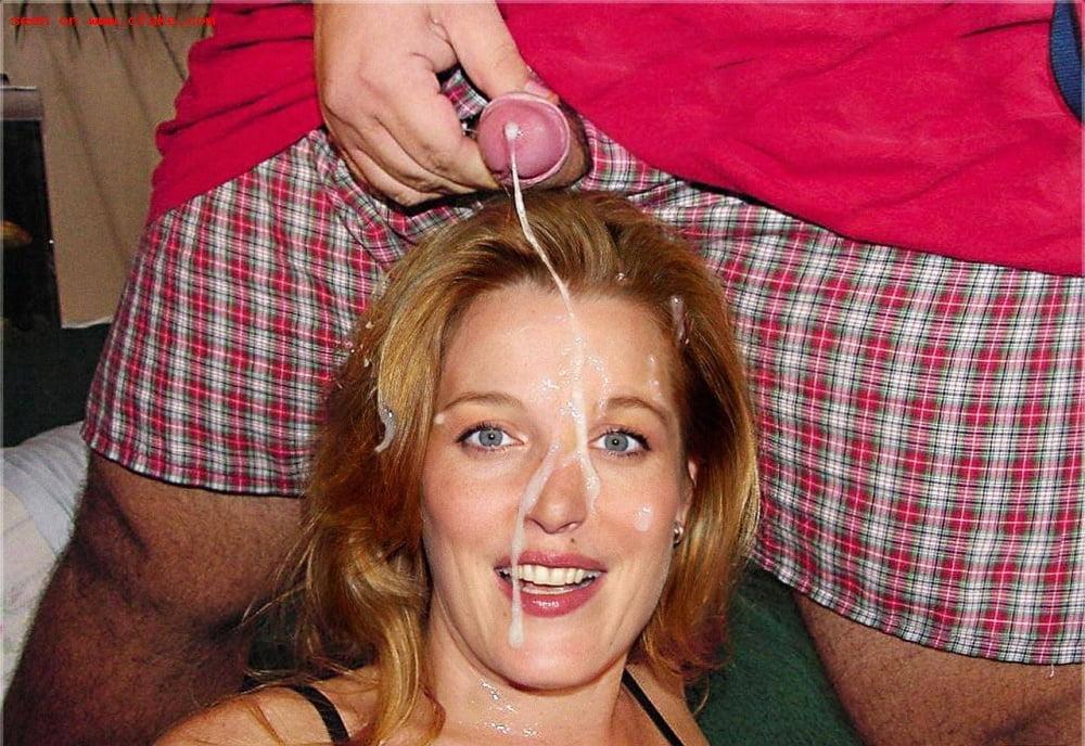 Gillian anderson bondage — pic 15