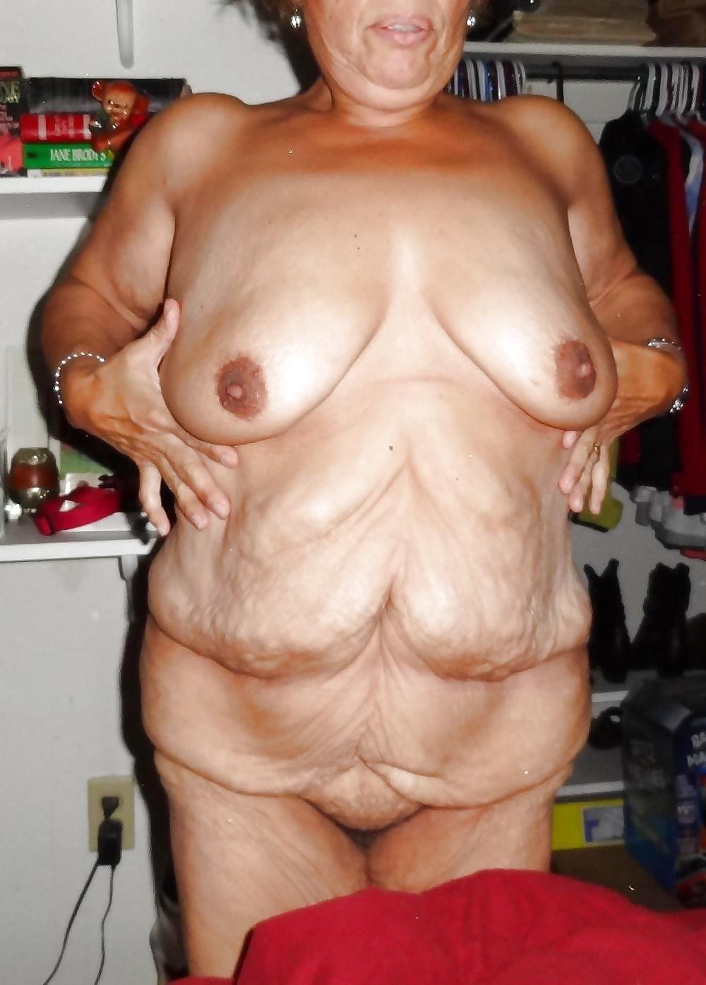 Wrinkled grannies