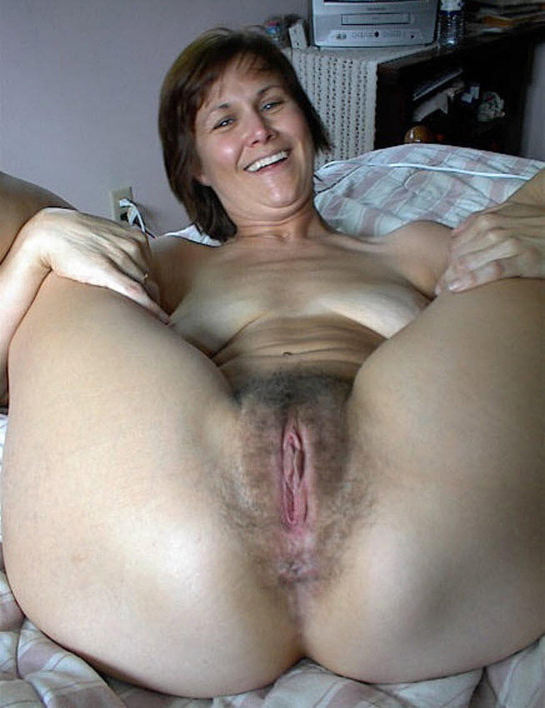 Sexy Mom With A Soft Hairy Pussy