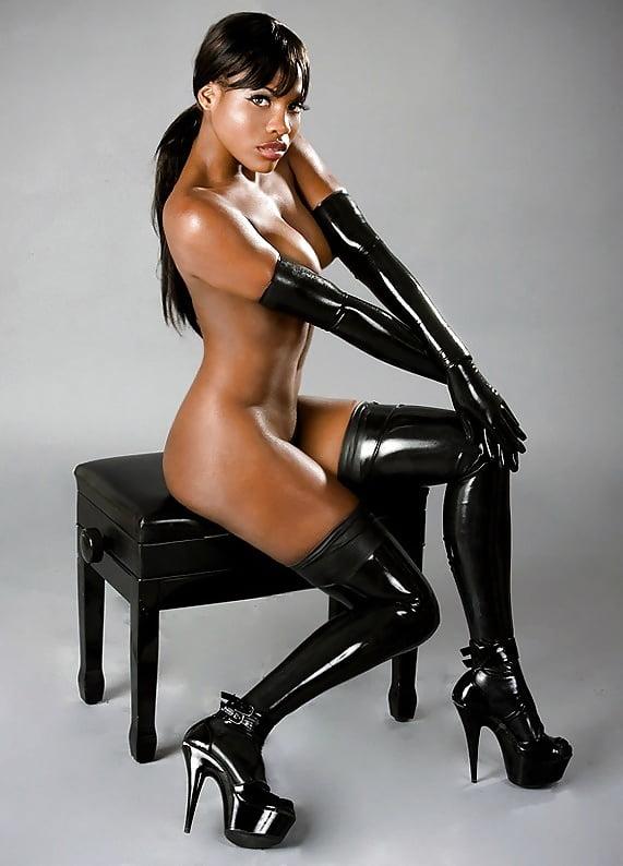 Black girls in bondage