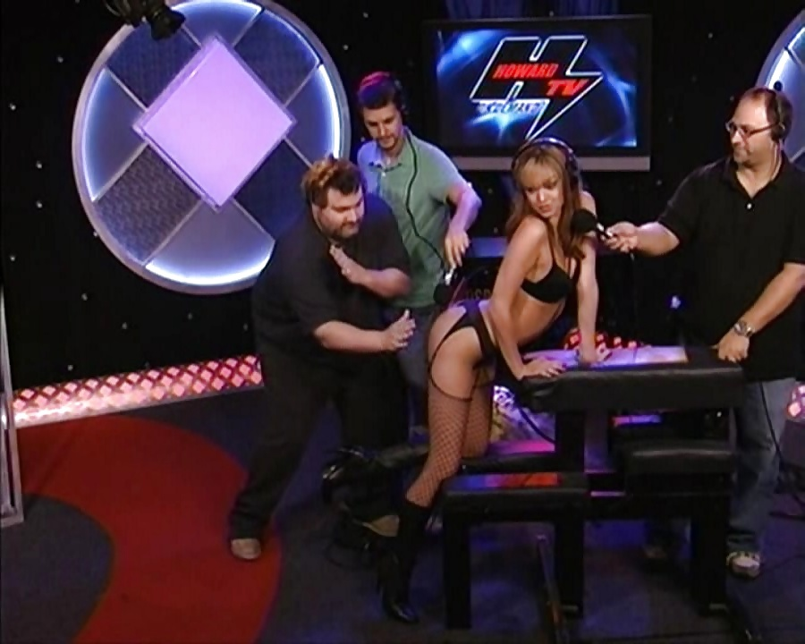 Ginger Jolie Howard Stern Show Free Sex Pics