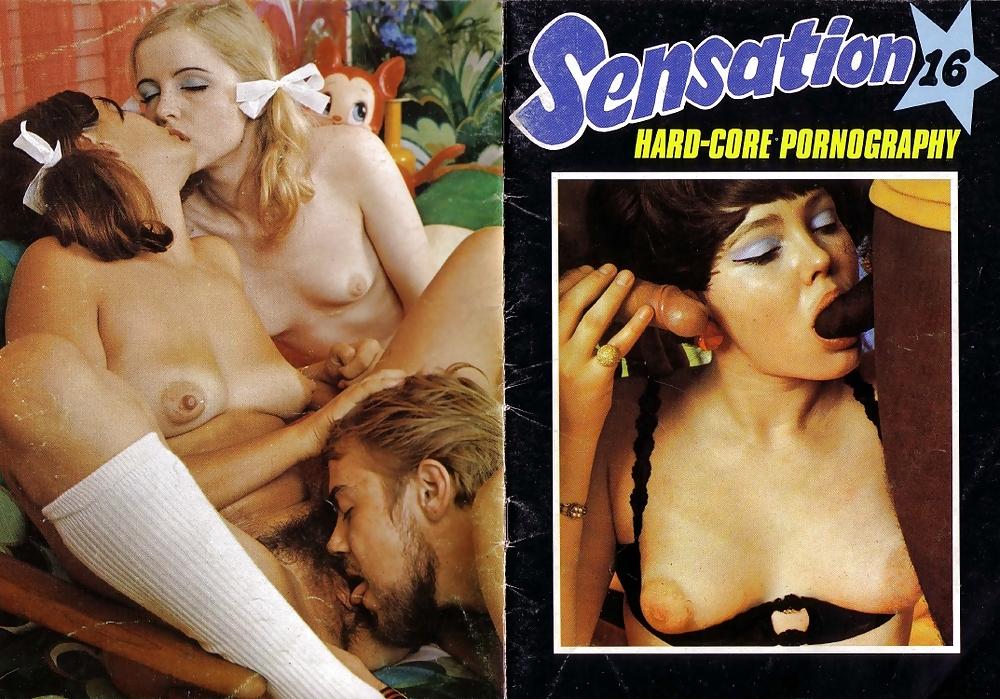Sensational janine vintage porn