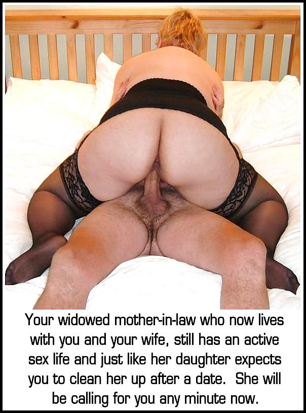 Hot mom takes daughter's bf's dick