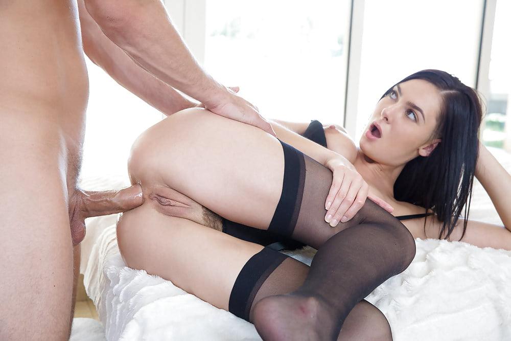 France brunette ass fuck 10
