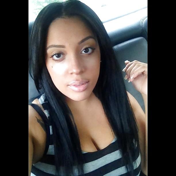 Ebony Step Daughter