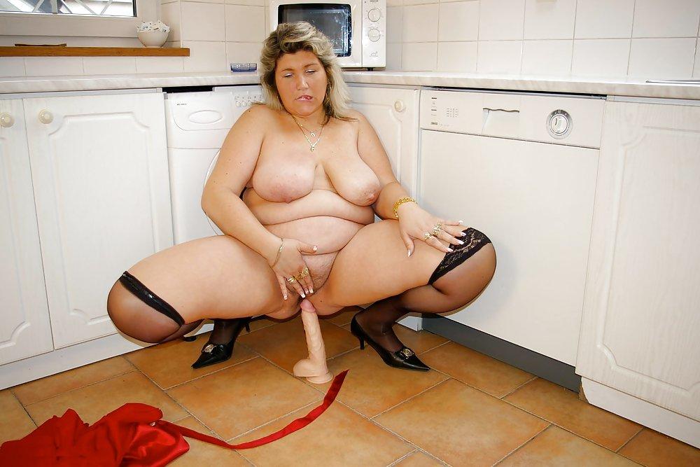 Chubby Older Women Having Sex