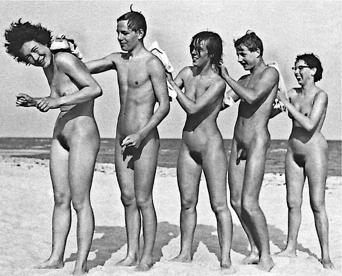 Older mature nudist