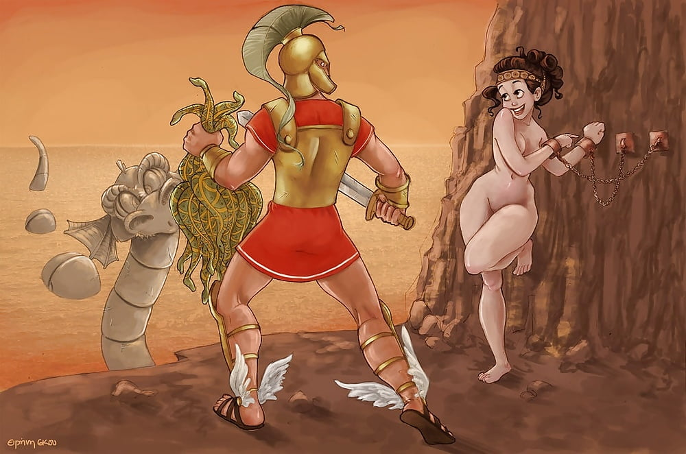 Эротические Мультфильмы На Античную Тему