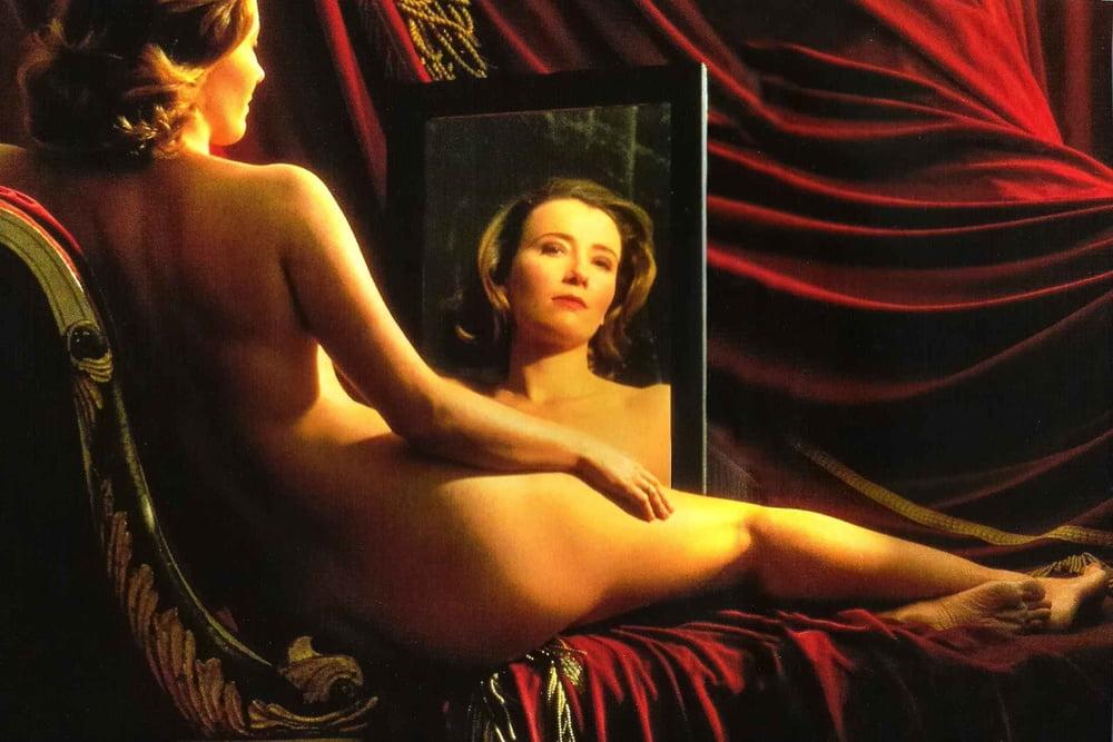 Nackt  Emma Thompson Stephen Fry