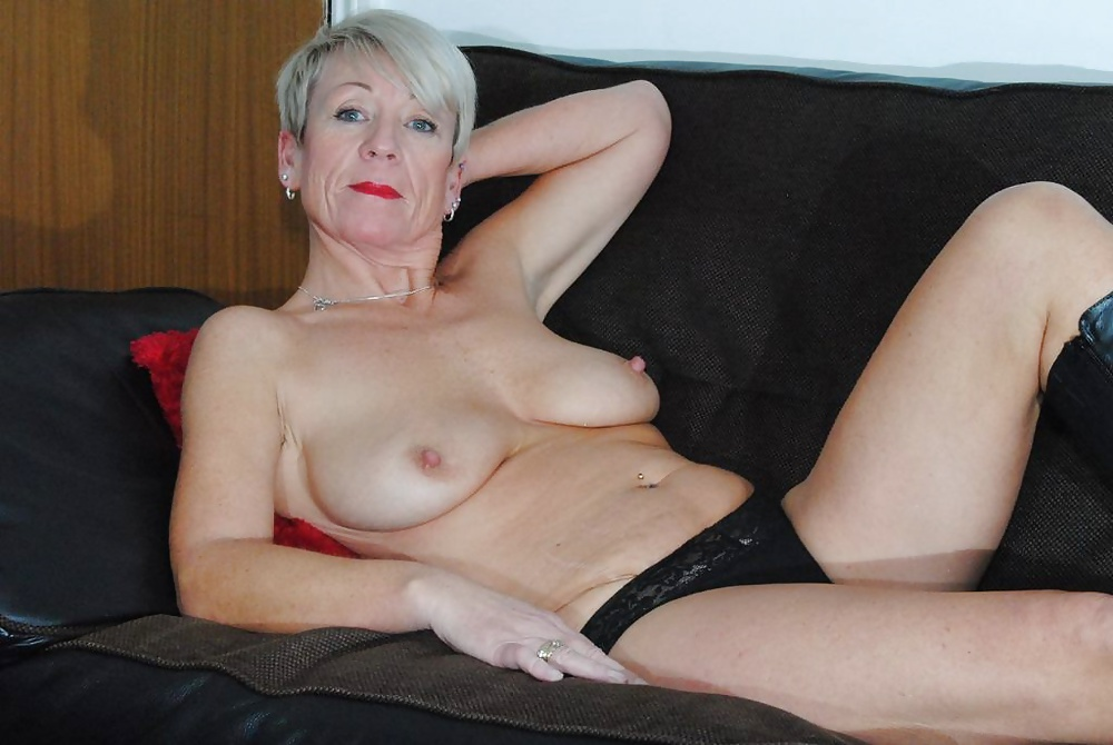 British Mature Granny Fuck