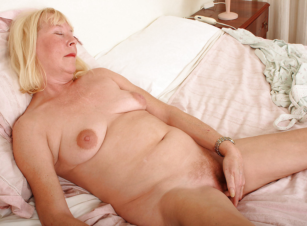 Older Women Having Orgasm Contractions