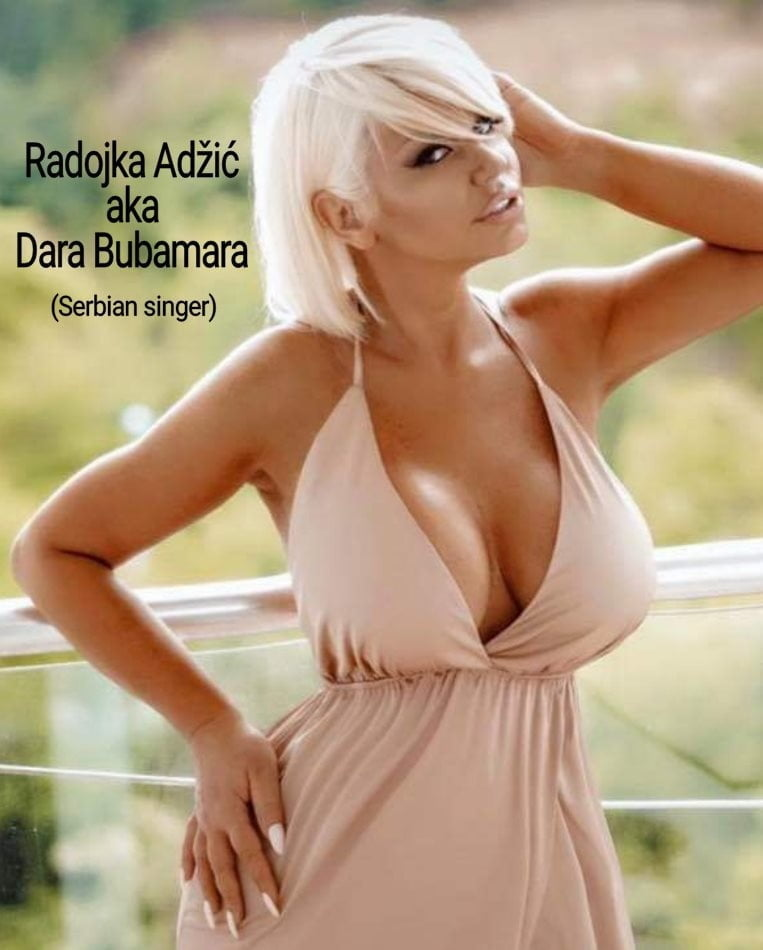 Bubamara naked dara (FOTO 18+)