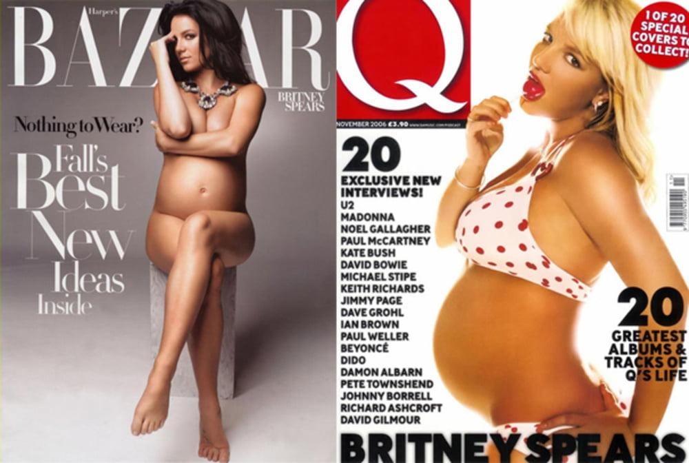 Britney Spears Naked Fakes
