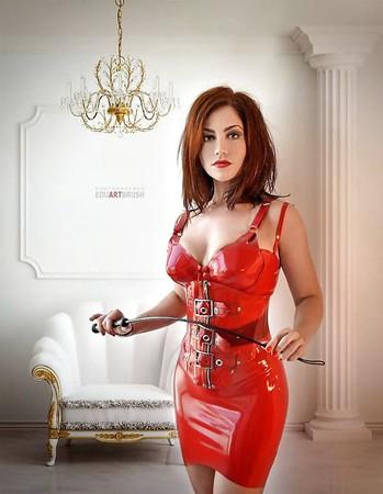 corset training Femdom