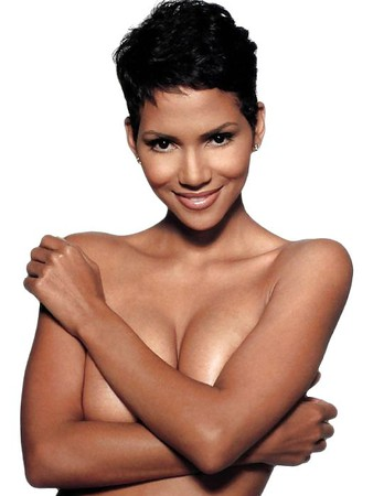 halle berry nude booty