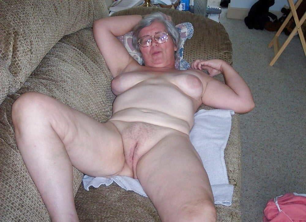 Ugly naked grandmas