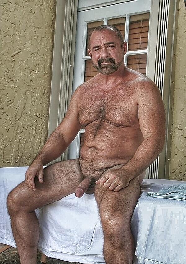 Old Turkish Men Nude