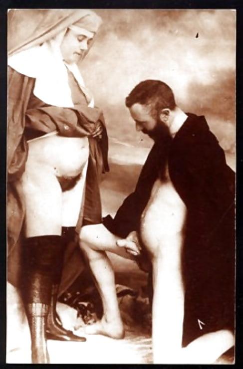 Nun sex with monk sex clips
