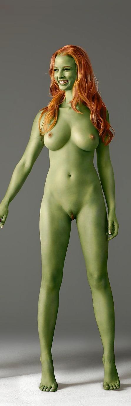 Nude big fat women-9852
