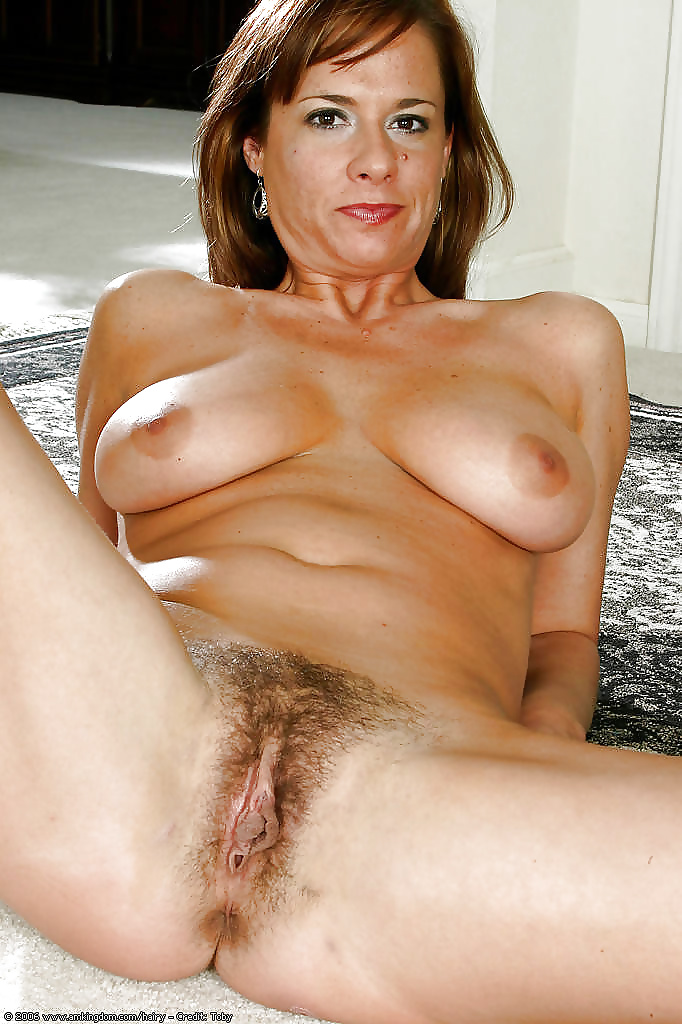 Trimmed pussy mature