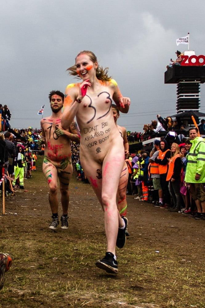 Naked Run Roskilde