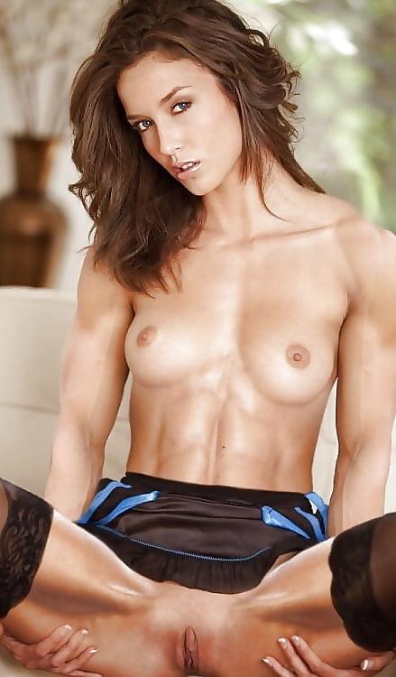 Big tits gym pics