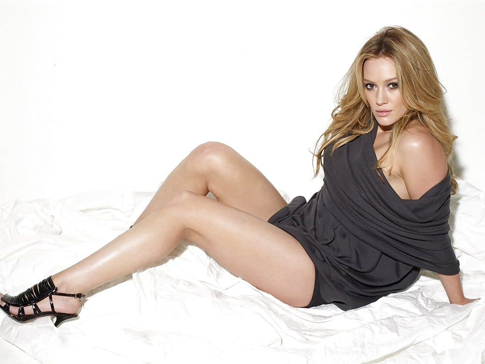 Hilary Duff May Be Dancing In All About You, But Don't Expect The Photo To Be Super Sexy Time