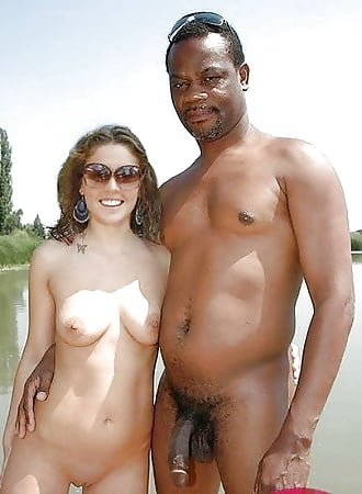 couples Nude black