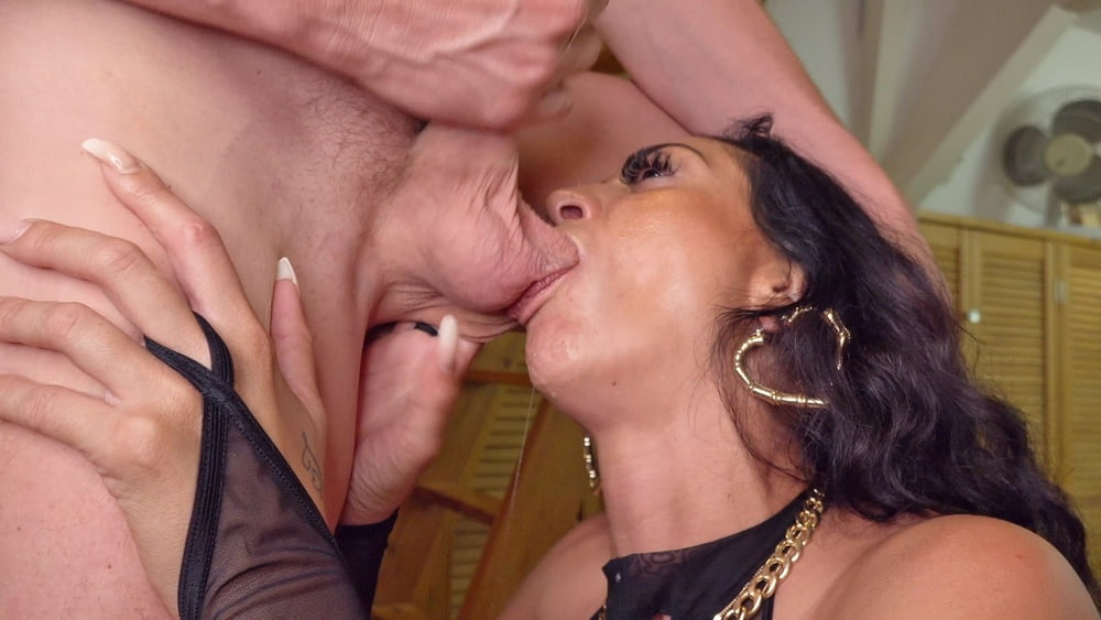 GERMAN SCOUT - ROUGH ANAL SEX PICKUP CASTING FOR SLIM MILF - 27 Pics