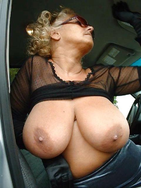 Alte dicke brüste