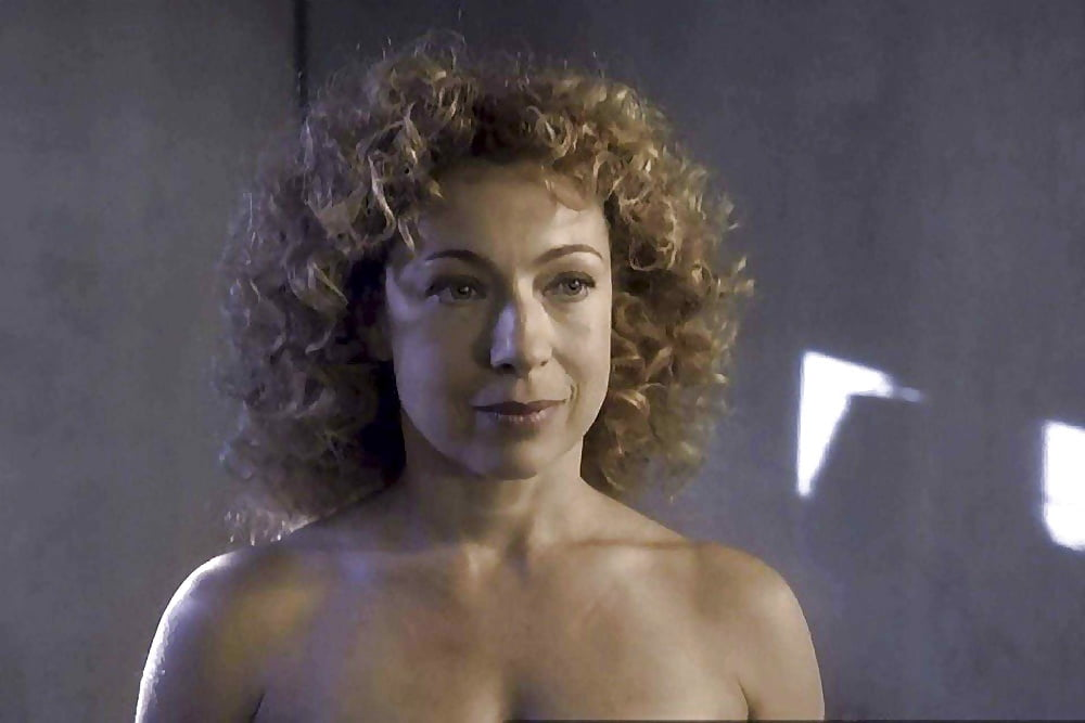 Has Alex Kingston Ever Been Nude