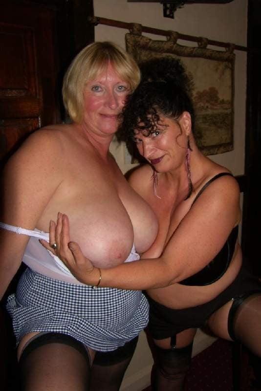 Busty Matures And Grannies Mix #2 -TheGreg88 - 30 Pics