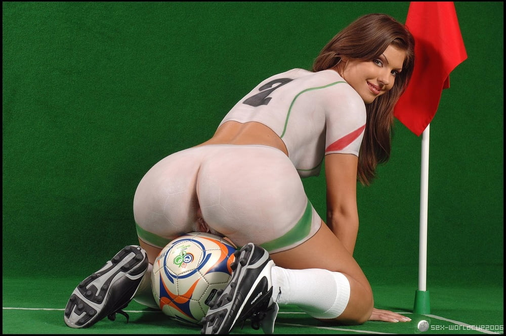 Sexy nude babes soccers eurocup may be over but sexeurocup is still going