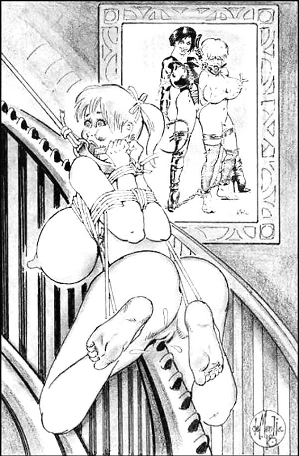 Dessins BDSM - 22 Pics