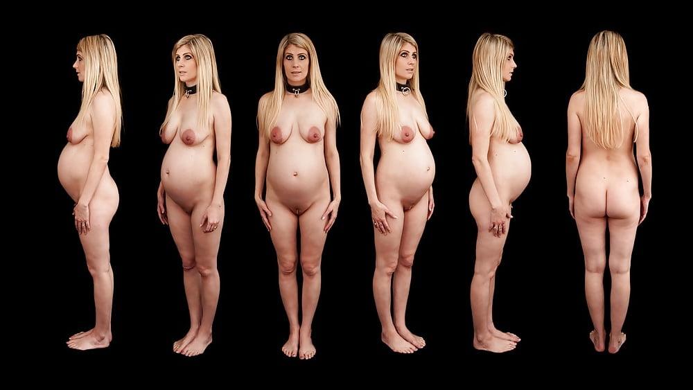 Girl anatomy naked