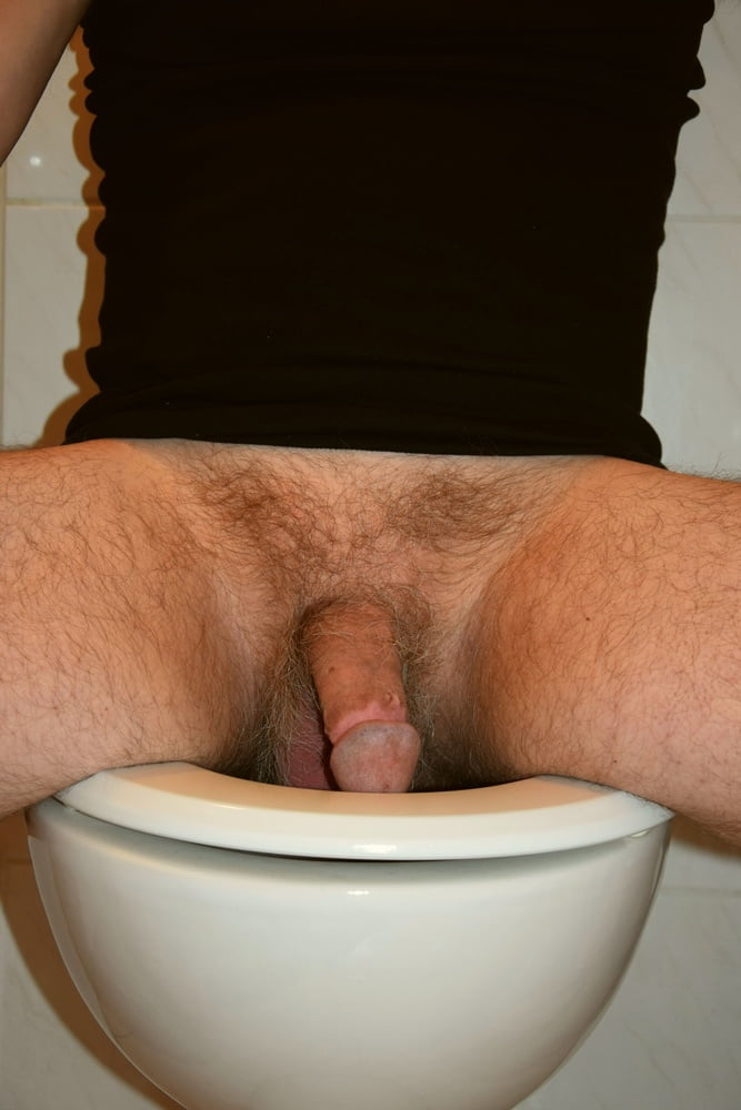 Hairy gay blond