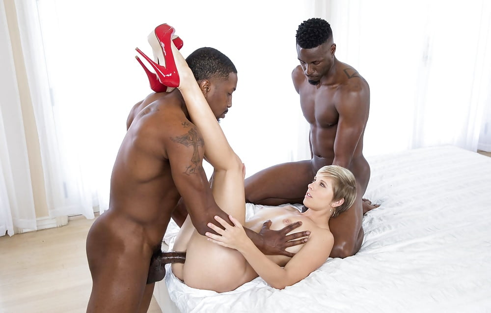 Black adult movies threesome