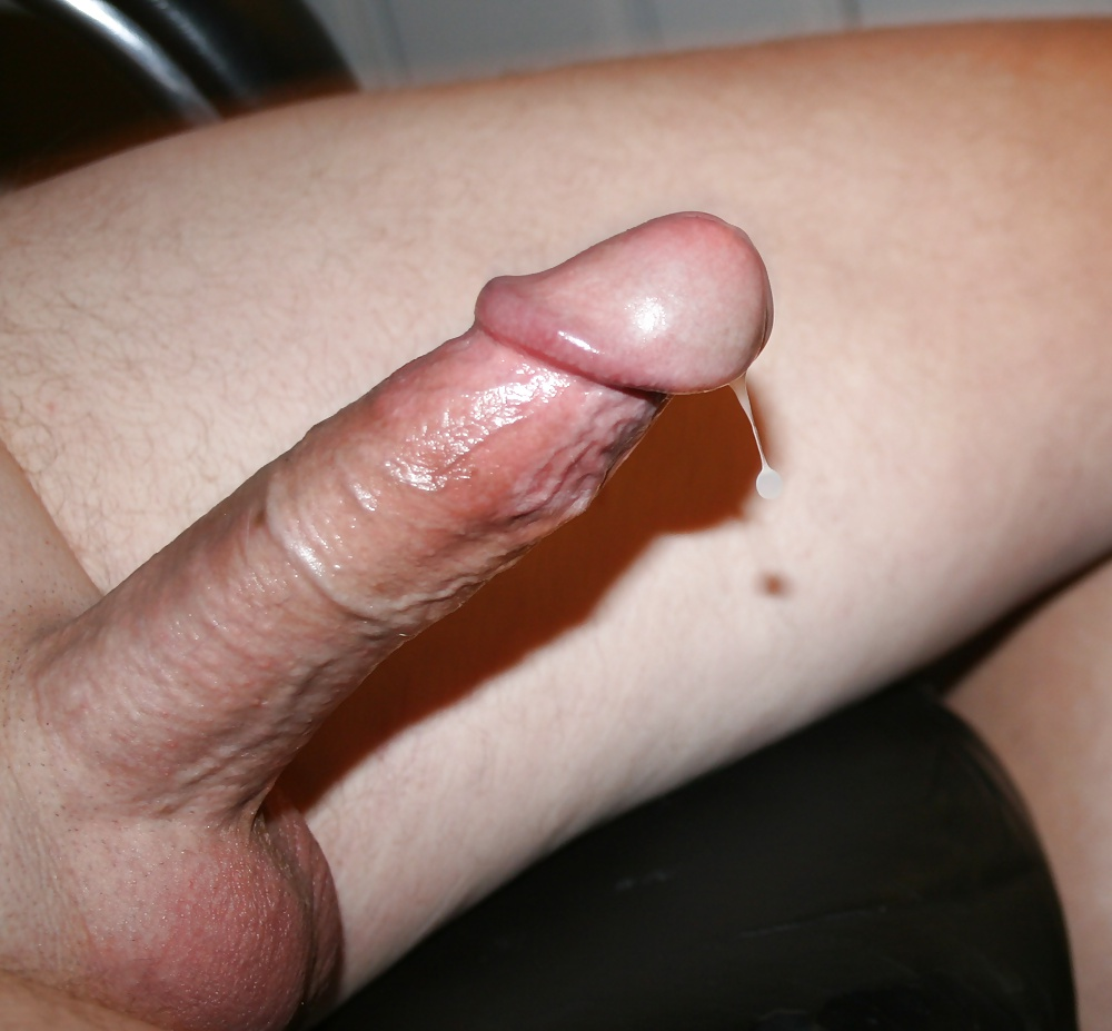 Dripping Cock