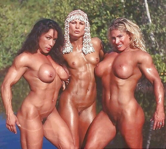 Female muscles shemale free porn images