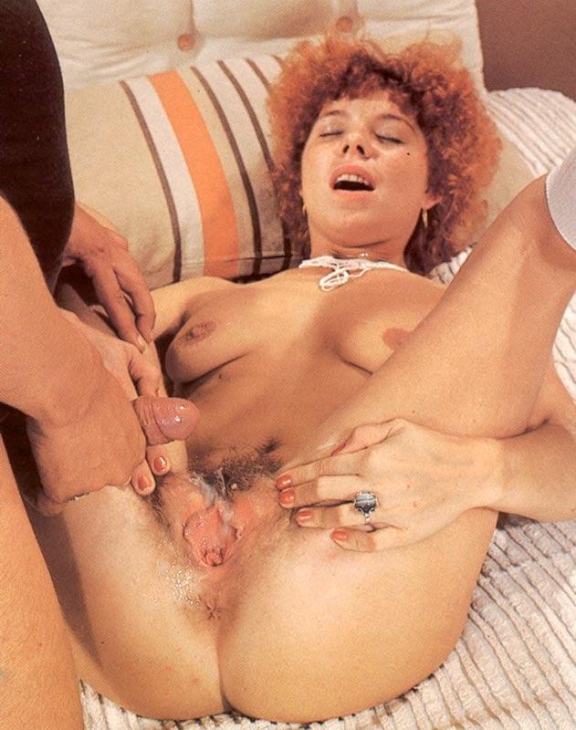 Vintage hairy big tits