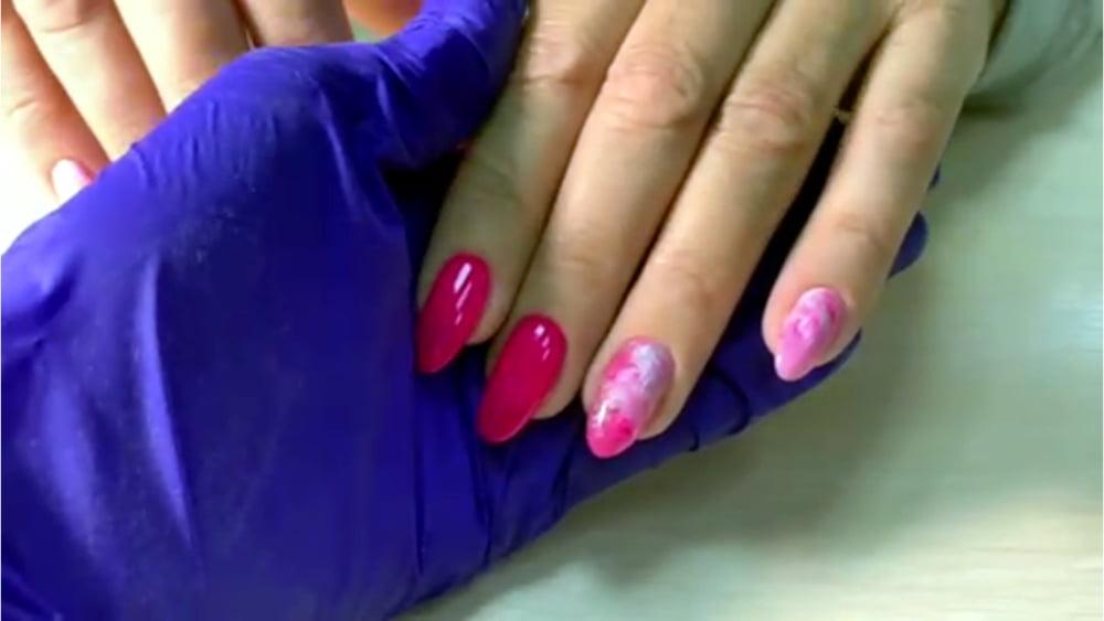 Lukerya's new nails - 13 Pics