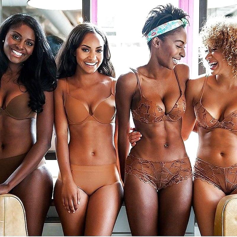 Black women in nude swimwear, how can i ever repay you nina elle