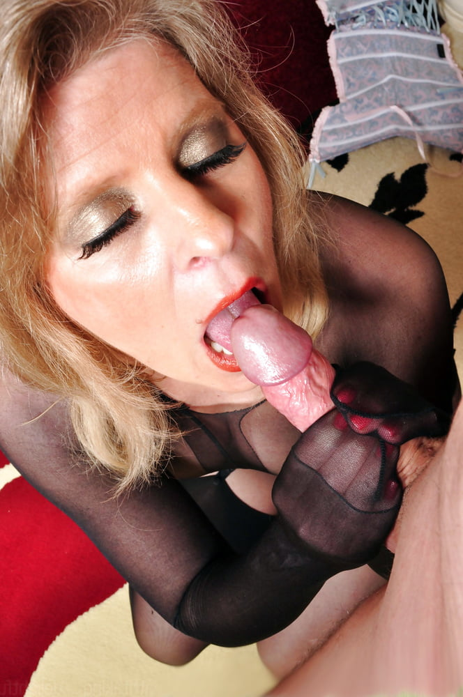 Oral Sex In Nylons