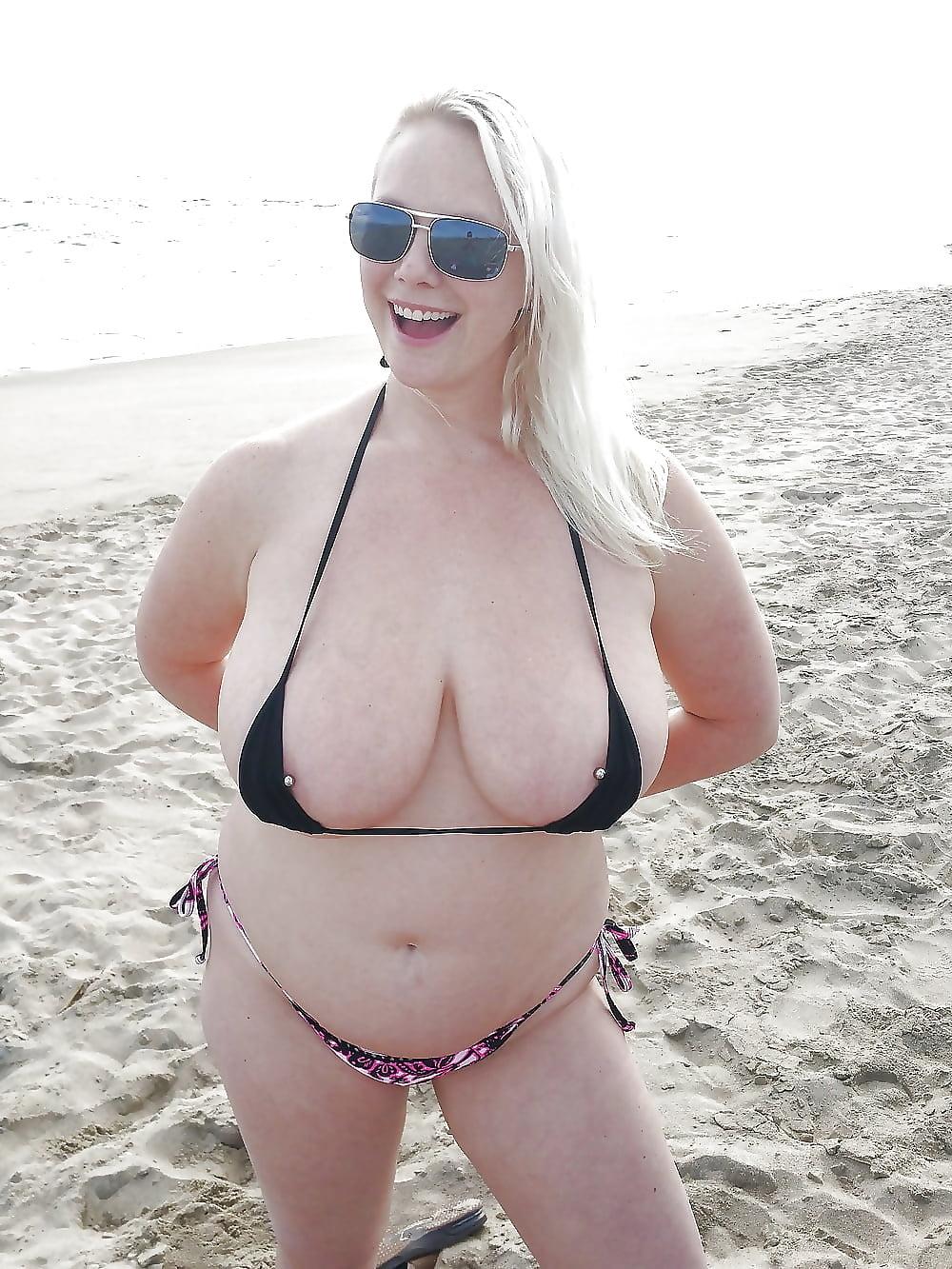 Chubby Girl Bikini