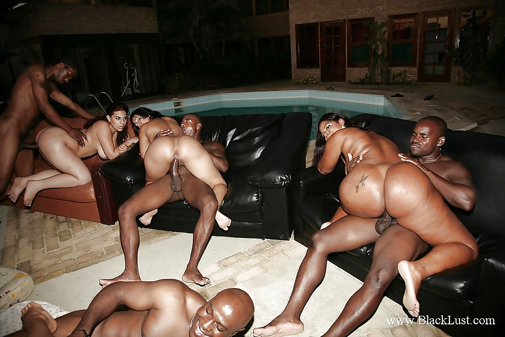 Black but naked island orgy sex, naked girls that will make u cum