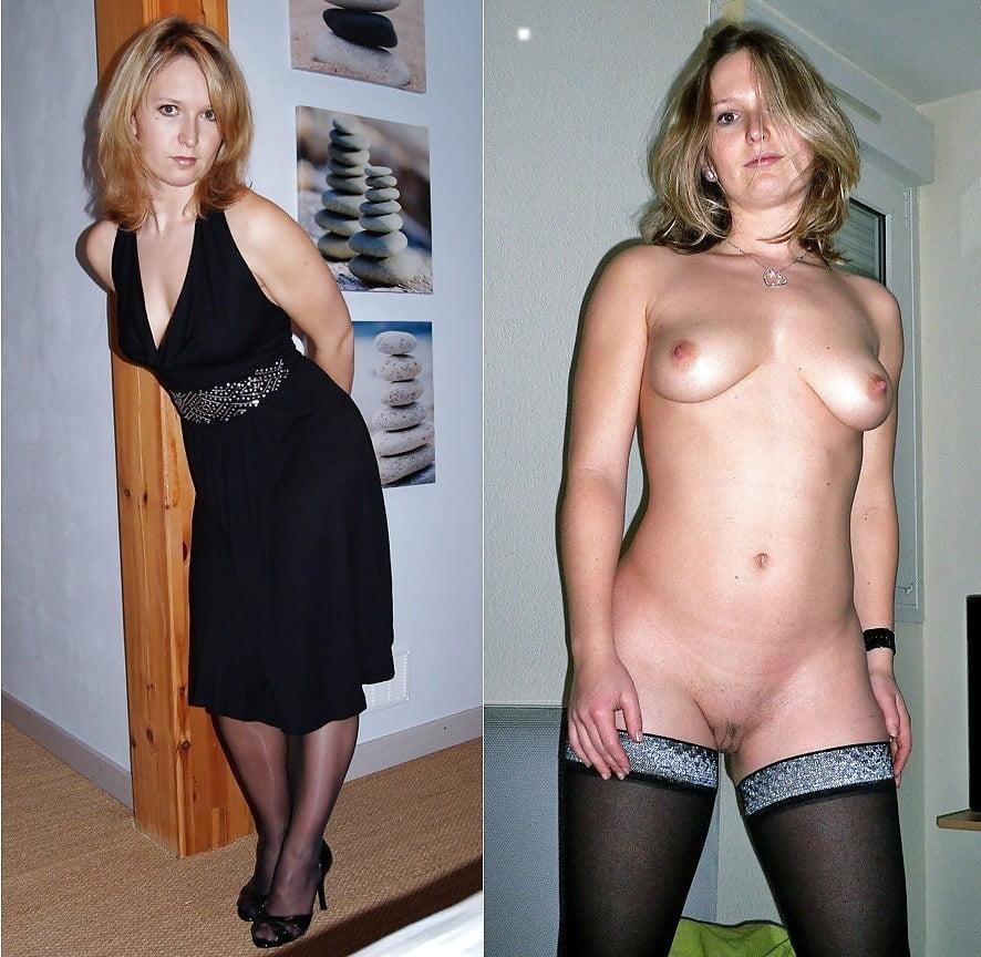 Steele undress wife naked